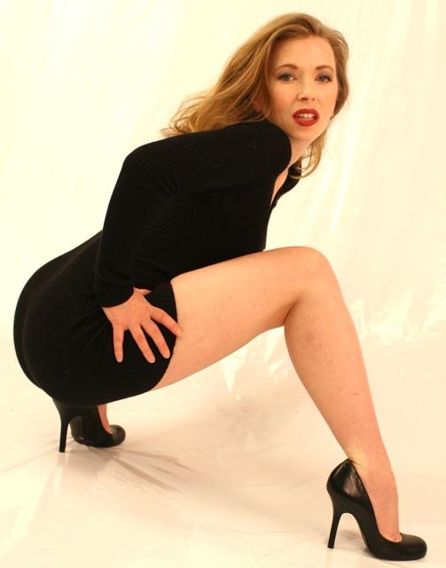 black dress | Mistress T